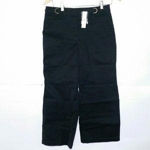 NWT White House Black Market The Wide Leg Pants